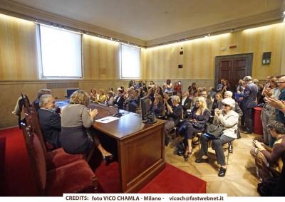 Conferenza Stampa Comune di Milano 2016