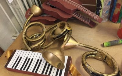 GRAZIE A LUCKY MUSIC MILANO ABBIAMO GLI STRUMENTI!