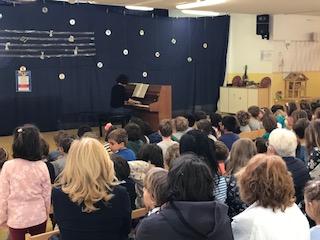 Piano City/ Scuola Infanzia Pier Capponi/Maggio/2019