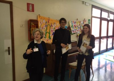 Piano City/ Scuola Infanzia Pescarenico/Maggio/2019